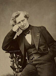 Hector Berlioz, winner of the Prix de Rome