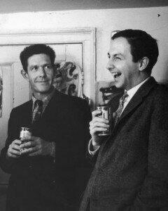 John Cage & Robert Rauschenberg