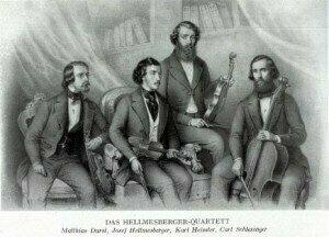 Hellmesberger Quartet