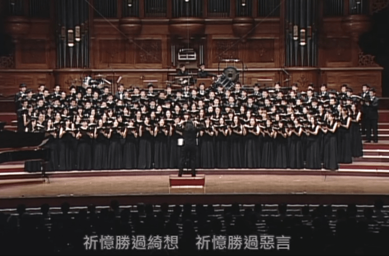 When Western Choirs Sing Indian Music – Part II