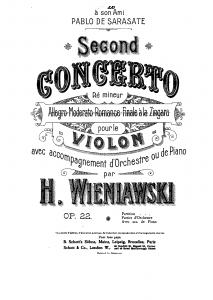 Second Concerto
