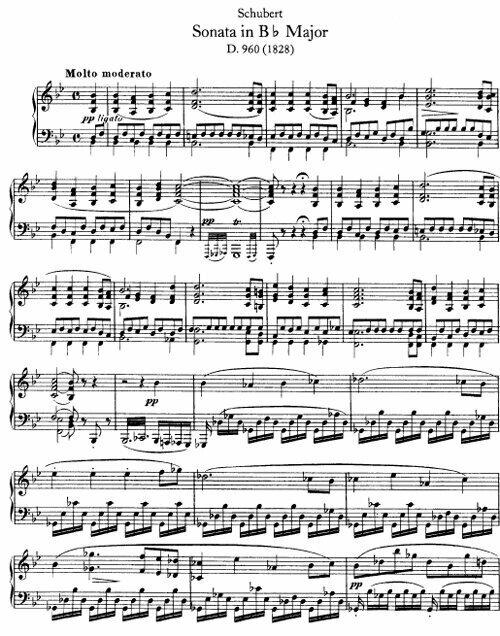 Sonata-Bb-Major-D960