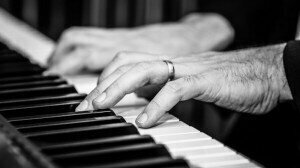 A German pianist playing a classical tune. TEKKE/CC BY-SA 2.0