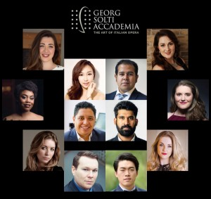 Participants in the Georg Solti Accademia