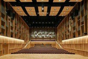 Royal Birmingham Conservatoire © Hufton & Crow