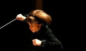 Buffalo Philharmonic Music Director JoAnn Falletta. (Cheryl Gorski)