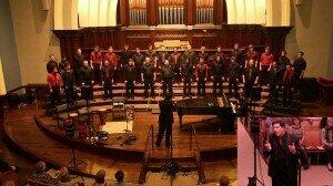Portland State Man Choir - Ramkali, arr. Ethan Sperry