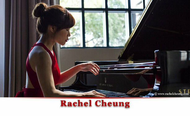 Rachel Cheung Piano Recital – Fantasies