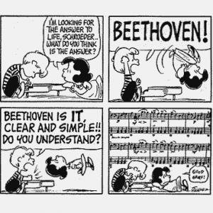 Beethoven joke