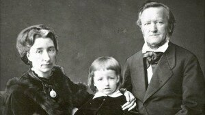 Cosima, Siegfried, Richard Wagner, composer of the Siegfried Idyll