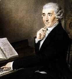 Haydn in 1795
