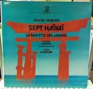 Messiaen: Sept Haikai