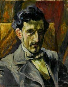 Portrait of Maurice Ravel,1903 by Henri Manguin