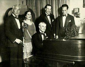 Ravel, Gershwin, and Leide-Tedesco
