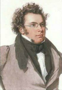 Schubert, composer of the Unfinished Symphony