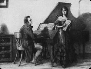 Schubert and Esterházy