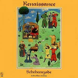 "Album cover of ""Scheherazade and Other Stories"""