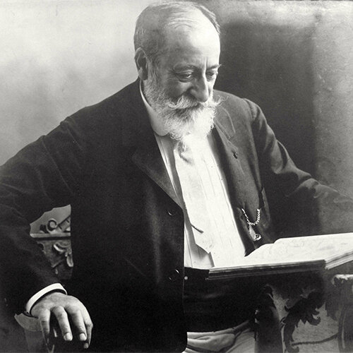 Camille Saint-Saëns: Partsongs and Mélodies
