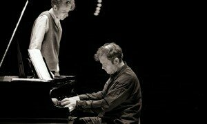 Ian Bostridge and accompanist Julius Drake © Sim Canetty-Clarke