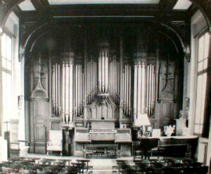 Organ from Marcel Dupré