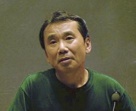 Haruki Murakami © Wikipedia