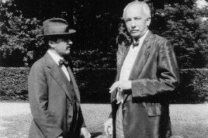 Hofmannsthal and Richard Strauss