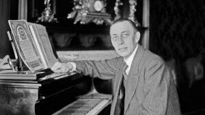 Sergei Rachmaninoff, composer of the Études-Tableaux
