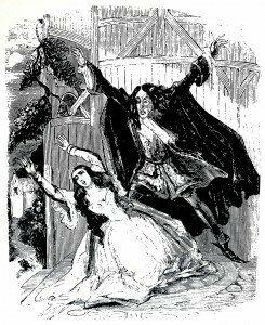 Sir Francis Varney, the Vampire (1845)