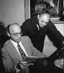 Weill and Gershwin