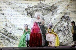 La Cenerentola by G. Rossini. Lirica Season 2018 © Padova Cultura