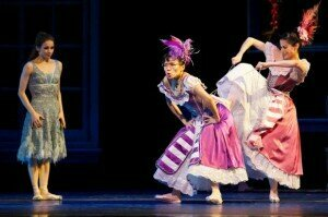 Cinderella and her Two Step-Sisters (San Francisco Ballet, 2013)