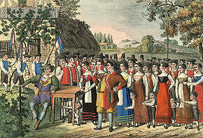 Der Freischütz in 1822