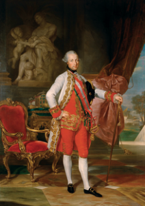 Emperor Joseph II, Anton von Maron, 1775