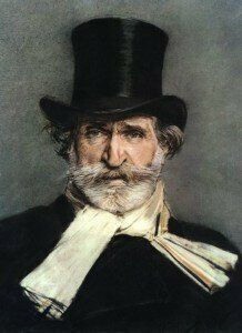 Portrait of Giuseppe Verdi by Giovanni Boldini © Wikimedia Commons