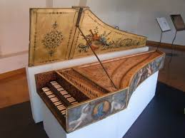 Harpsichord by the Denis family