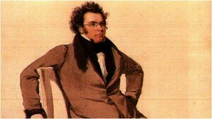 Franz Schubert, composer of the Wanderer Fantasy