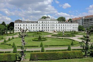 Palais Augarten, Austria