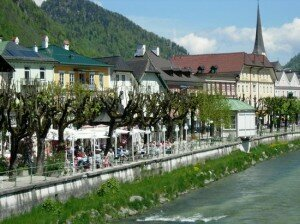 Bad Ischl, Austria, where the Fantasien was composed © www.telegraph.co.uk