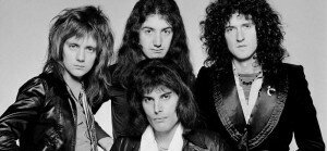British Rock Band Queen