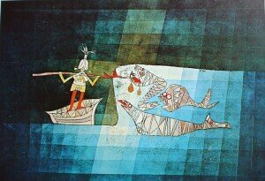 Paul Klee: Sinbad the Sailor (ca. 1928)