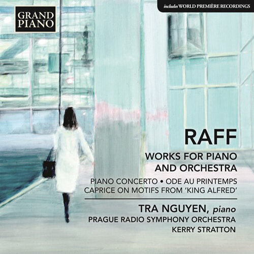 RAFF, J.: Piano and Orchestra Works – Piano Concerto / Ode au Printemps