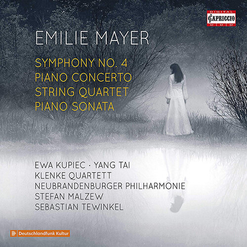 MAYER, E.: Symphony No. 4 / Piano Concerto / String Quartet
