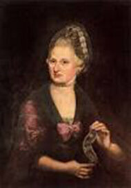 Anna Maria Mozart, Mozart's mother