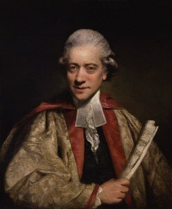 Reynolds: Charles Burney (1781) (National Portrait Galley, London)