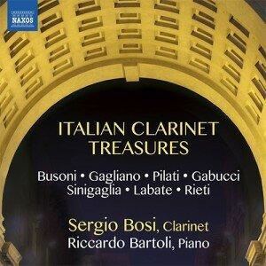 italian clarinet treasures image