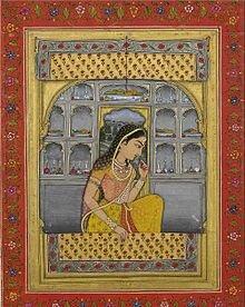 Legendary queen of Chittor, Padmâvatî