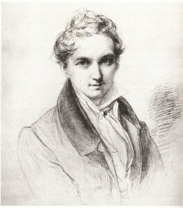 Hensel: Self-portrait (1829)