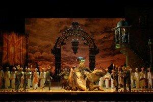 Roussel's opera Padmâvatî