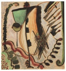 Dove: Improvisation (1927) (Andrew Crispo Gallery, New York)