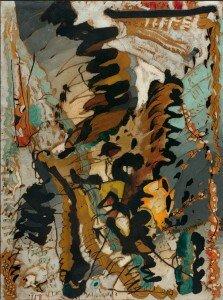 Dove: Irving Berlin - An Orange Grove in California (1927) (Museo Nacional Thyssen-Bornemisza, Madrid)
